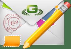 Custom-email-gpro