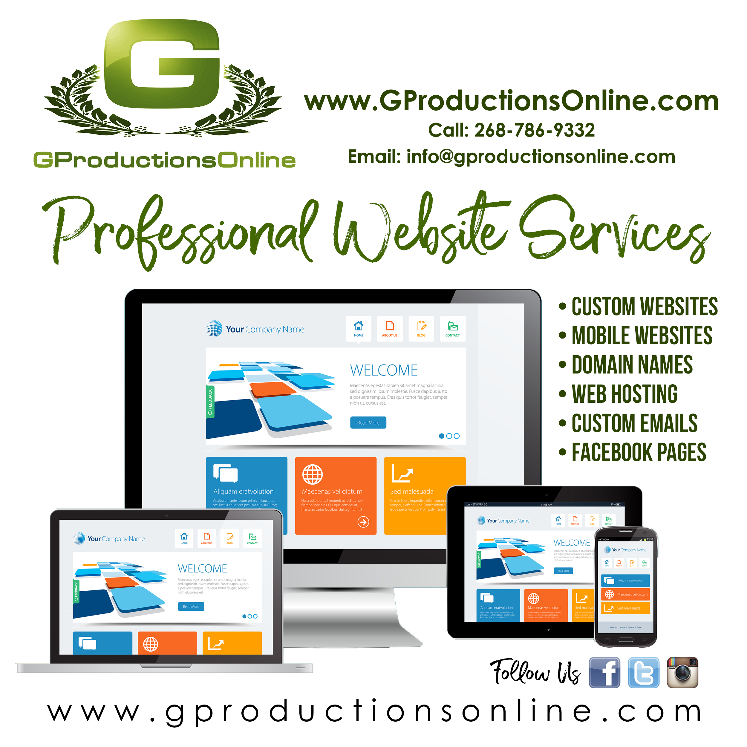 GPro-Website-Designs