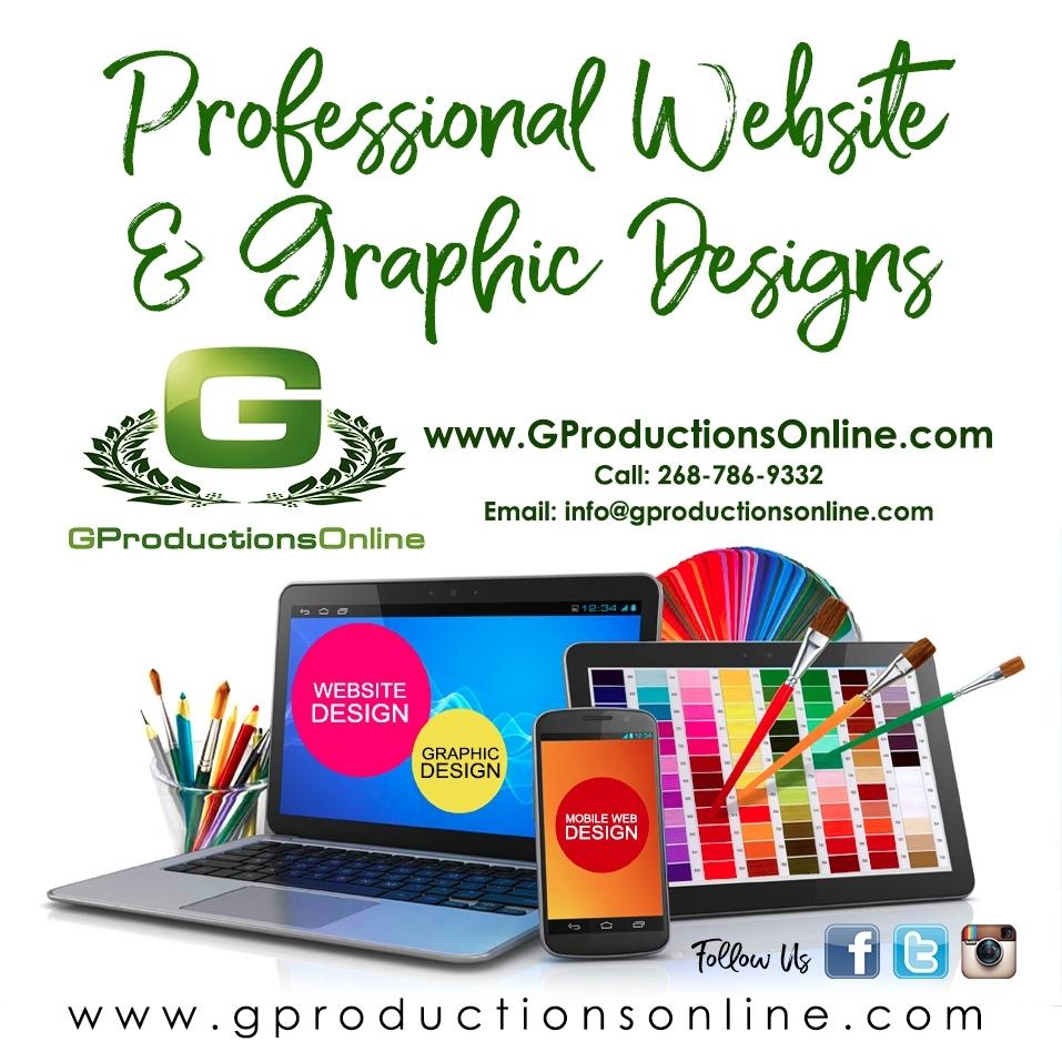Gpro Professional Graphic Website Designs