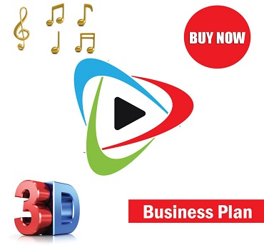 3d logo animation business plan